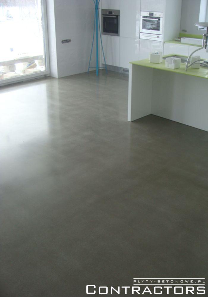 Chwalebne Podłoga betonowa dom jednorodzinny CONTRACTORS :: płyty betonowe FG52
