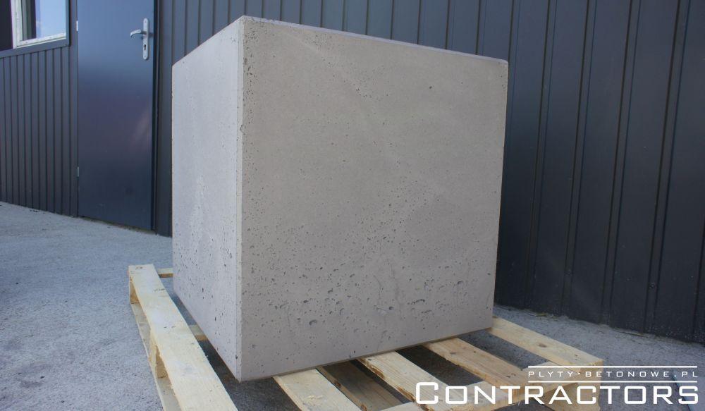 Super Duża donica ogrodowa CONTRACTORS :: płyty betonowe, donice ON75
