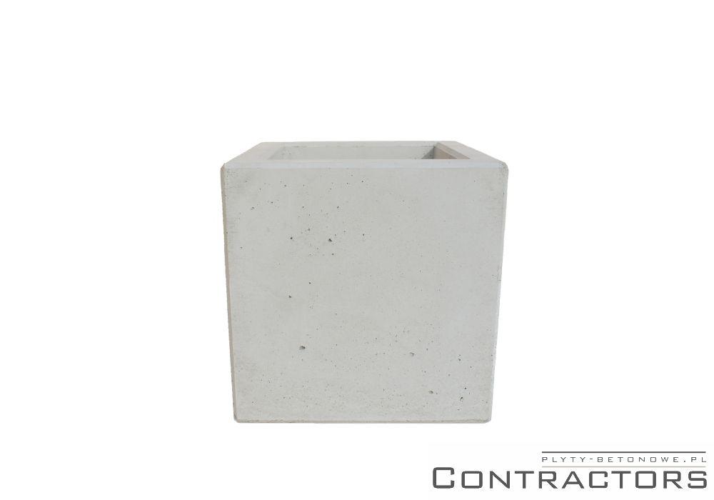 Najnowsze DUŻE DONICE BETONOWE CONTRACTORS :: płyty betonowe, donice FT34