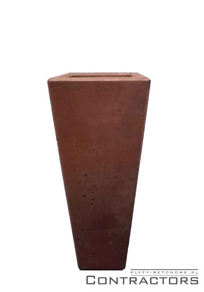 donica z betonu
