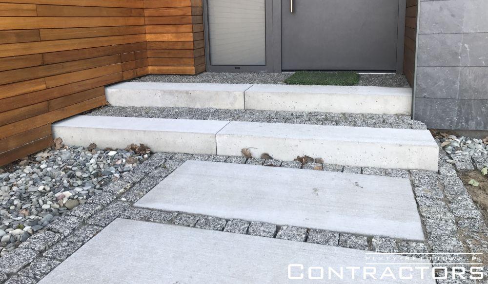 płyty betonowe do ogrodu