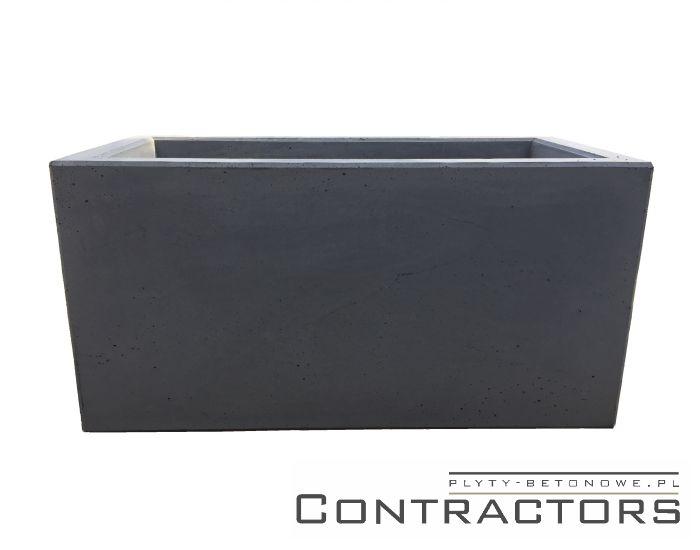 doniczka betonowa