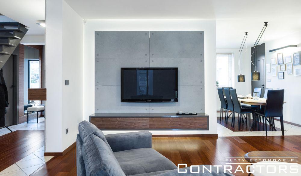 Contractors p yty betonowe donice betonowe beton for Beton salon